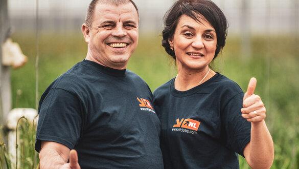 Лилия Чобаника и Анатолий Чобаника